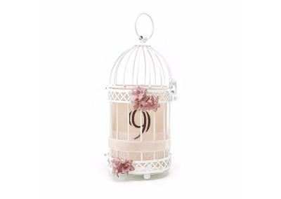Bird Cage Table Numbers