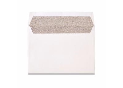 Glitter Lined Envelope