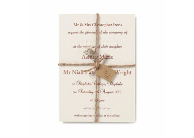 Rustic Invitation Bundle
